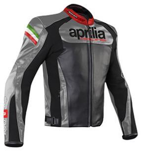 Une veste en cuir offerte pour l'achat d'une Moto Sportive Aprilia Tuono 125 à 4999€