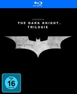 Coffret Blu-ray Batman The Dark Knight Trilogy