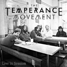 The Temperance Movement - Live in Session - 3 titres MP3