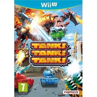 Jeu vidéo Tank ! Tank ! Tank ! sur Wii U / livraison gratuite