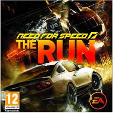 Need for speed : the run Nintendo 3DS