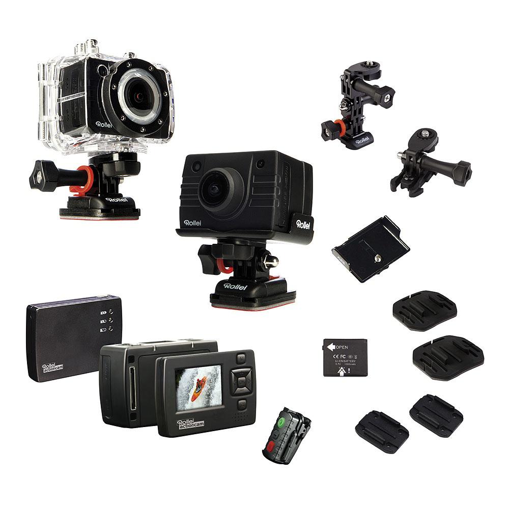 Caméra de sport Rollei 5S Pack Standard Edition