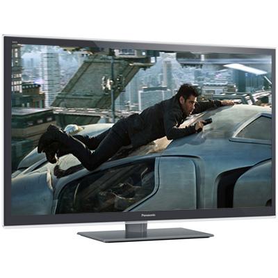 """TV LED 37"""" Panasonic TX-L37ET5E - Full HD, 3D Polarisée, Wi-Fi, DLNA (+ 4 paires de lunettes 3D)"""