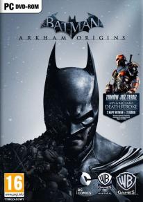 Batman Arkham Origins PC (Clé Steam)