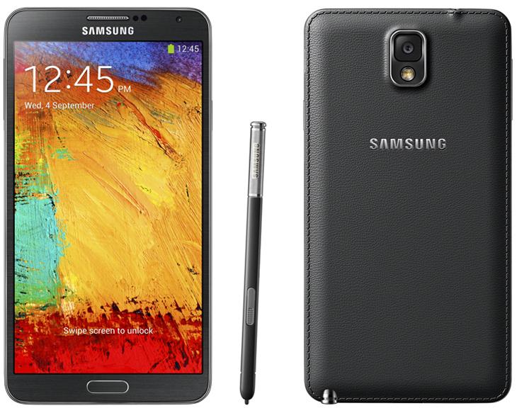 Smartphone Samsung Galaxy Note 3 (Avec ODR 100€ et 60€ reprise ancien mobile)