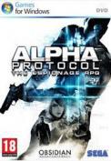 Alpha protocol sur PC dématérialisé