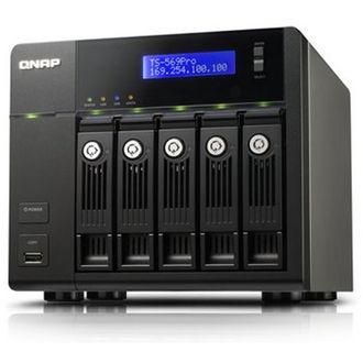 NAS Qnap TS-569 Pro (5 baies)