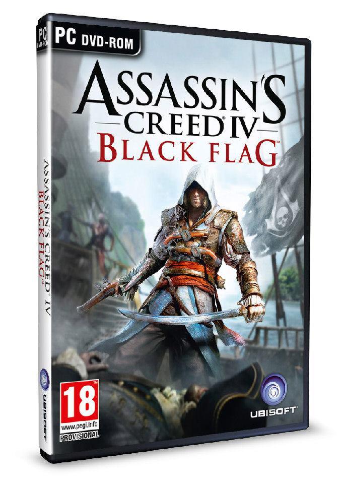 Assassin's Creed IV Black Flag (PC - Dématérialisé)