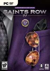 Saints Row IV sur PC (Clé Steam)