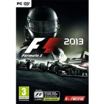 F1 2013 sur PC (Version Boite)