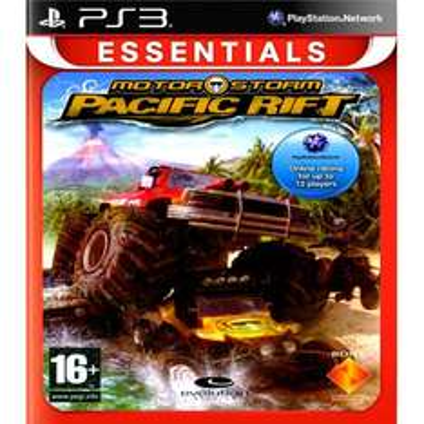 Motorstorm Pacific Rift PS3