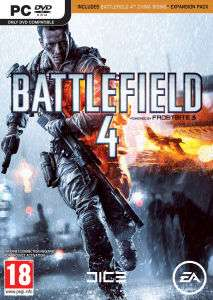 Battlefield 4 + Extension China Rising sur PC