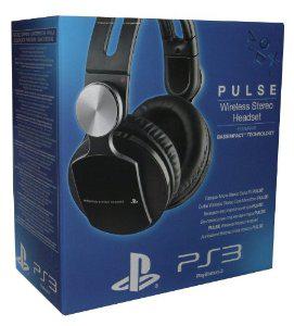 Casque micro sans fil Surround Sony Pulse 7.1  PS3 / PC