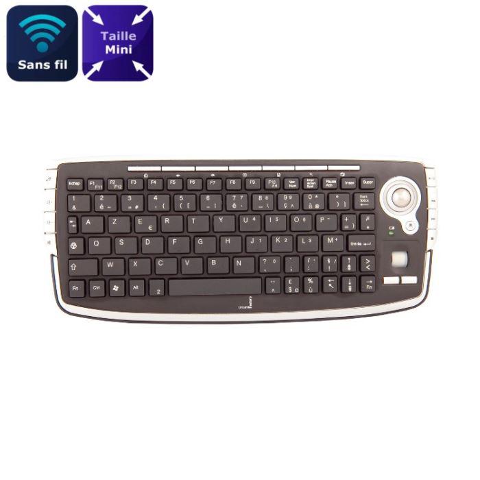 clavier sans fil Urban Factory Lounge LWK01UF avec trackpad