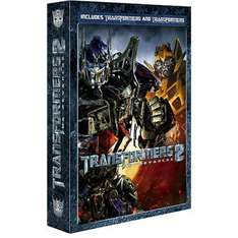 Coffret Transformers + Transformers 2 en DVD