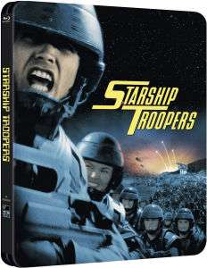 Starship Trooper Steelbook