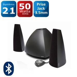 Enceintes PC 2.1 Edifier Prisma Bluetooth