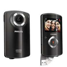 Caméra HD Philips CAM102BL 5 Mpx - Reconditionnée (Grade A)