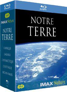 Coffret 5 Blu Ray IMAX Nature - Notre Terre