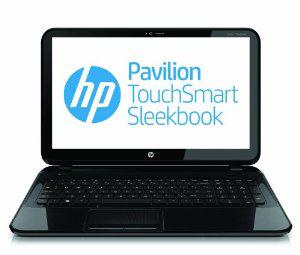"Ordinateur Portable tactile 15,5"" HP Pavilion 15-b125sf - Core i3, 1 To, 4 Go"