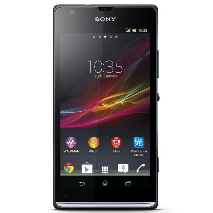 Smartphone Sony Xperia SP (Avec ODR 50€)