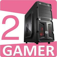 PC Gamer 2 i5 4440 Haswell - 4 Go - 500 Go - Sapphire Radeon R7 260X