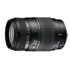 Tamron Objectif AF 70-300mm F/4-5,6 Di LD IF Macro 1/2 Nikon