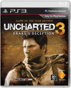Uncharted 3 l'illusion de Drake – Edition Game Of The Year (PS3)