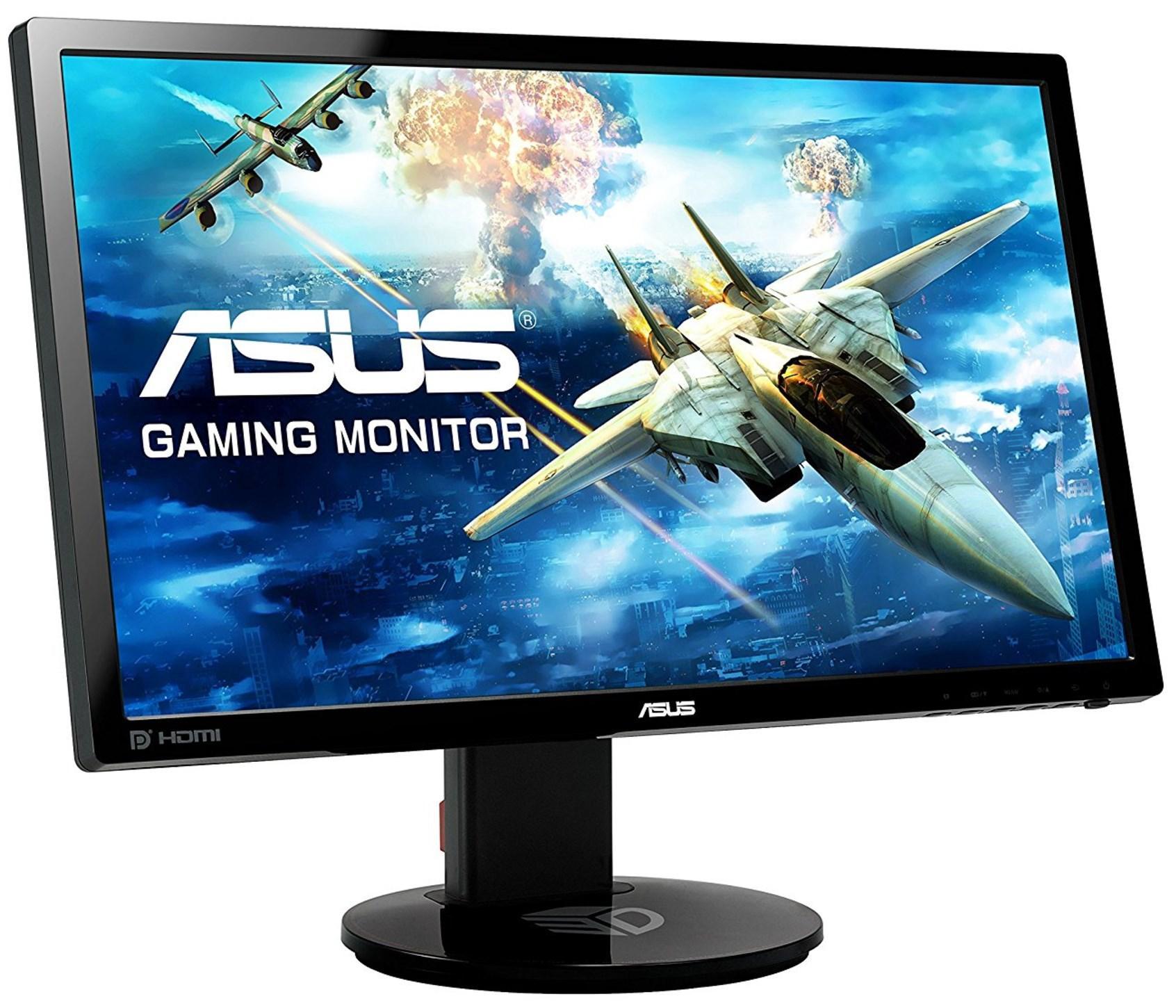 "Écran PC 24"" Asus VG248QE - full HD, 1920x1080, 3D, 144 Hz, 1ms"