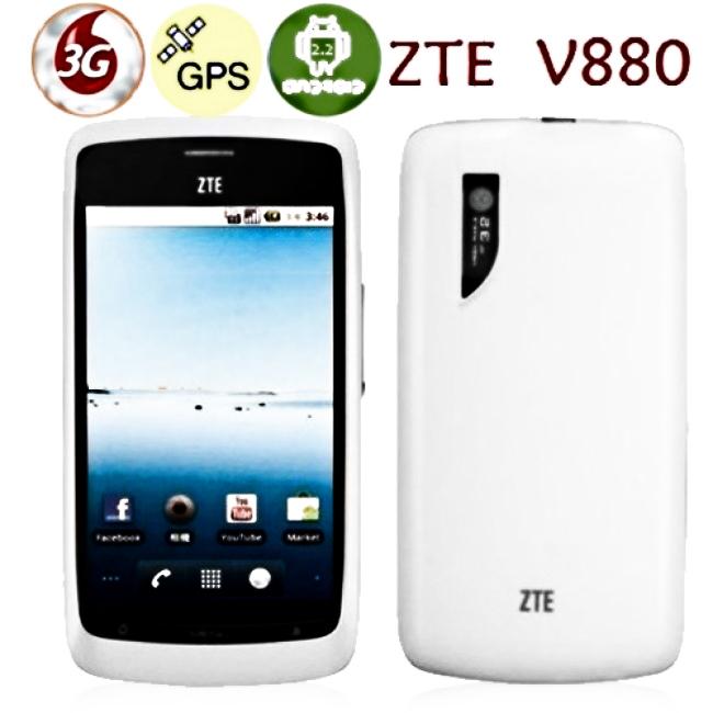 "Smartphone ZTE V880 3.5"""