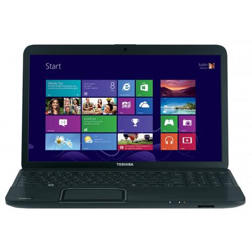 """Ordinateur portable 15"""" Toshiba C850D-134 - AMD Dual Core E1-1200 - 4 Go DDR3 - Radeon HD 7310M"""