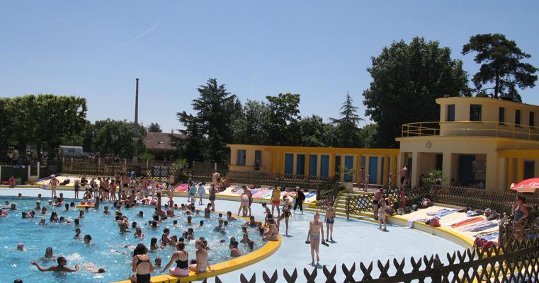 Entrée gratuite au parc aquatique de Brou