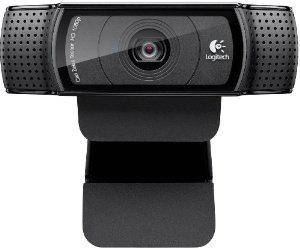 Webcam Logitech HD Pro C920 1080p