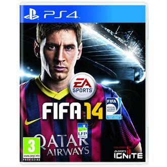 FIFA 14 sur PS4