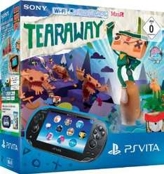 Vente Flash : Console Sony PS Vita Wi-Fi + Tearaway