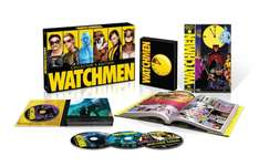 Coffret Blu-ray Collector Watchmen Ultimate Cut + Graphic Novel