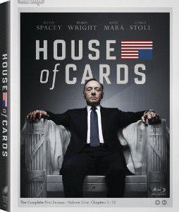 Blu-ray House Of Cards Saison 1