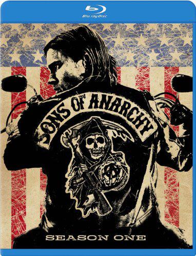 Sons of Anarchy Blu-ray : Saisons 1, 3 et 4, l'unité