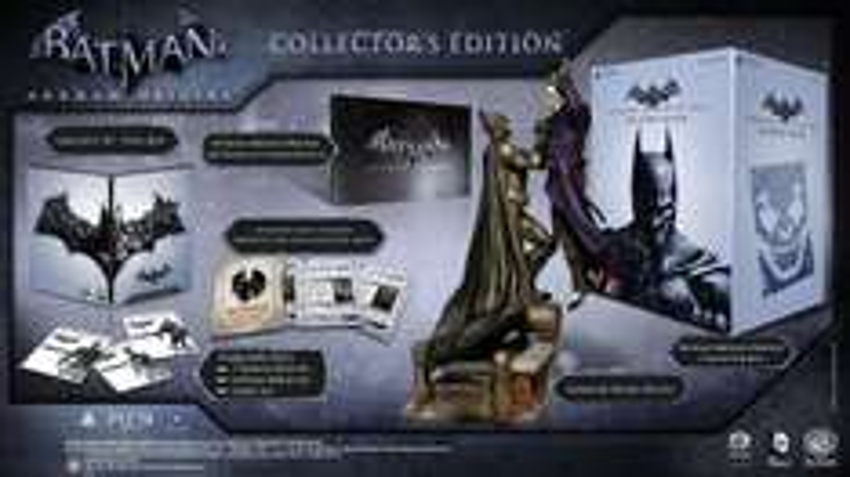 Vente Flash : Batman Arkham Origins Edition Collector PS3 & Xbox 360