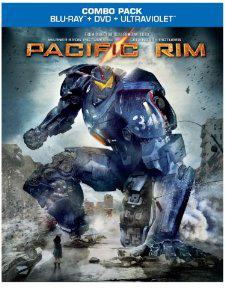 Pacific RIM Blu-ray + DVD (+ World War Z, Star Trek Into Darkness à moins de 7€)