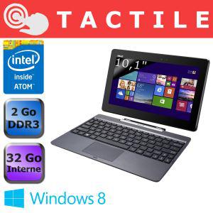 "Tablette tactile 10"" Asus T100TA-DK002H"