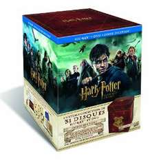 Harry Potter Le Coffret Ultime DVD/Blu-ray