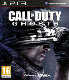 Call of Duty Ghosts sur PS3 et XBOX 360