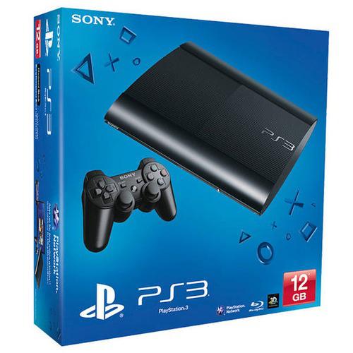 Sony Playstation 3 Ultra Slim 12Go