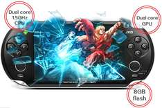 Console JXD S5110B 8 Go Amlogic 8725 MX-S A9 Dual Core Android 4.1