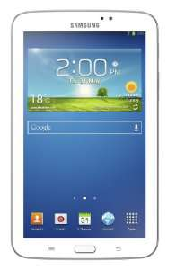 "Tablette 7"" Samsung Galaxy Tab 3 - Wifi (Blanche ou Marron) / Livraison incluse"