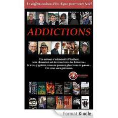 E-book : Le coffret des Addictions [Format Kindle] gratuit