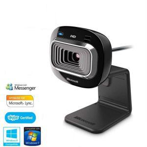 2x Webcam HD 720p Microsoft Lifecam HD-3000 Noire Gratuites (Avec ODR)