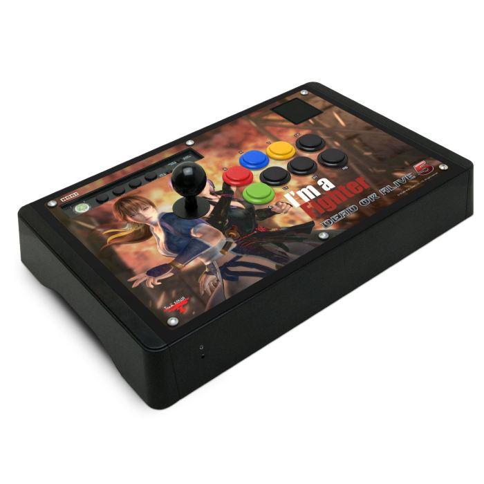 Stick Arcade Hori fight stick EX Dead or alive 5 pour PS3 et XBOX 360 (59,90€ via Buyster)