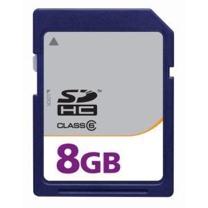 Carte mémoire SDHC 8 Go Classe 6